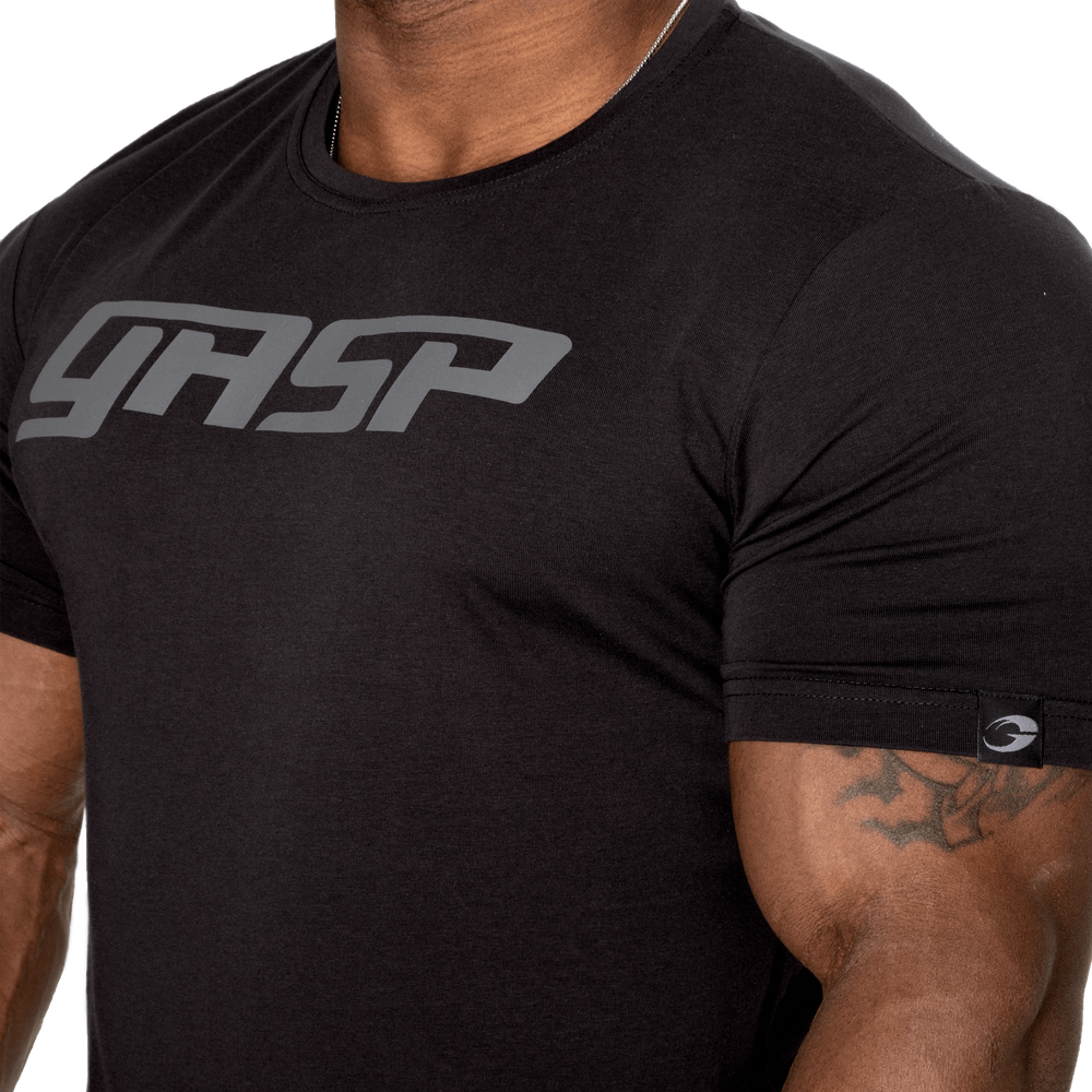 Gallery image of Gasp Logo Tapered Tee