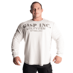 Thumbnail of GASP Thermal Gym Sweater - Off White