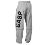 Thumbnail of GASP Annex gym pants - Grey Melange