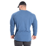 Thumbnail of GASP Throwback long sleeve tee - Ocean Blue