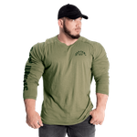 Thumbnail of GASP Throwback long sleeve tee - Washed Green