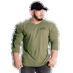 Thumbnail of GASP Throwback long sleeve tee - Washed Green