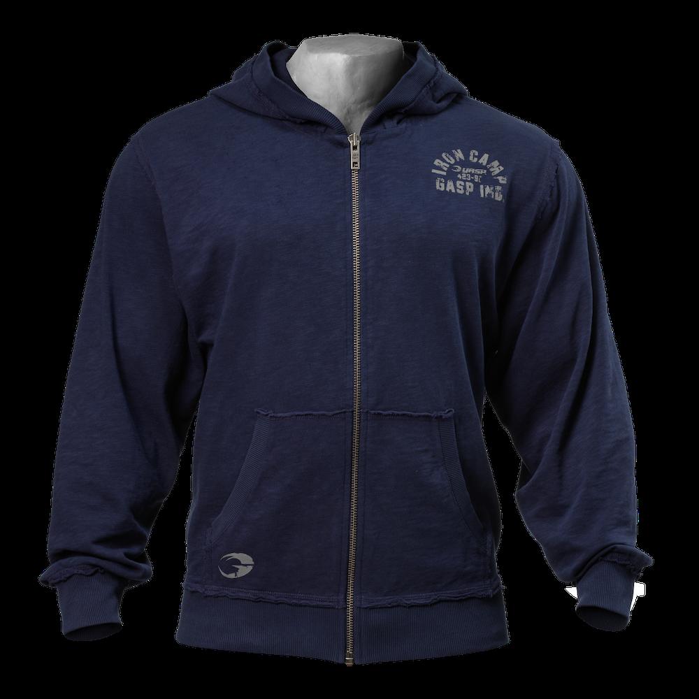 Gallery image of Throwback zip hoodie