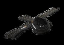 Thumbnail of GASP Lifting straps - Black