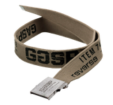 Thumbnail of GASP GASP vintage belt - Washed Khaki