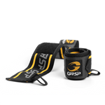 Thumbnail of GASP GASP wrist wraps - Black/Yellow