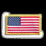 Thumbnail of GASP GASP flag US - Neutral