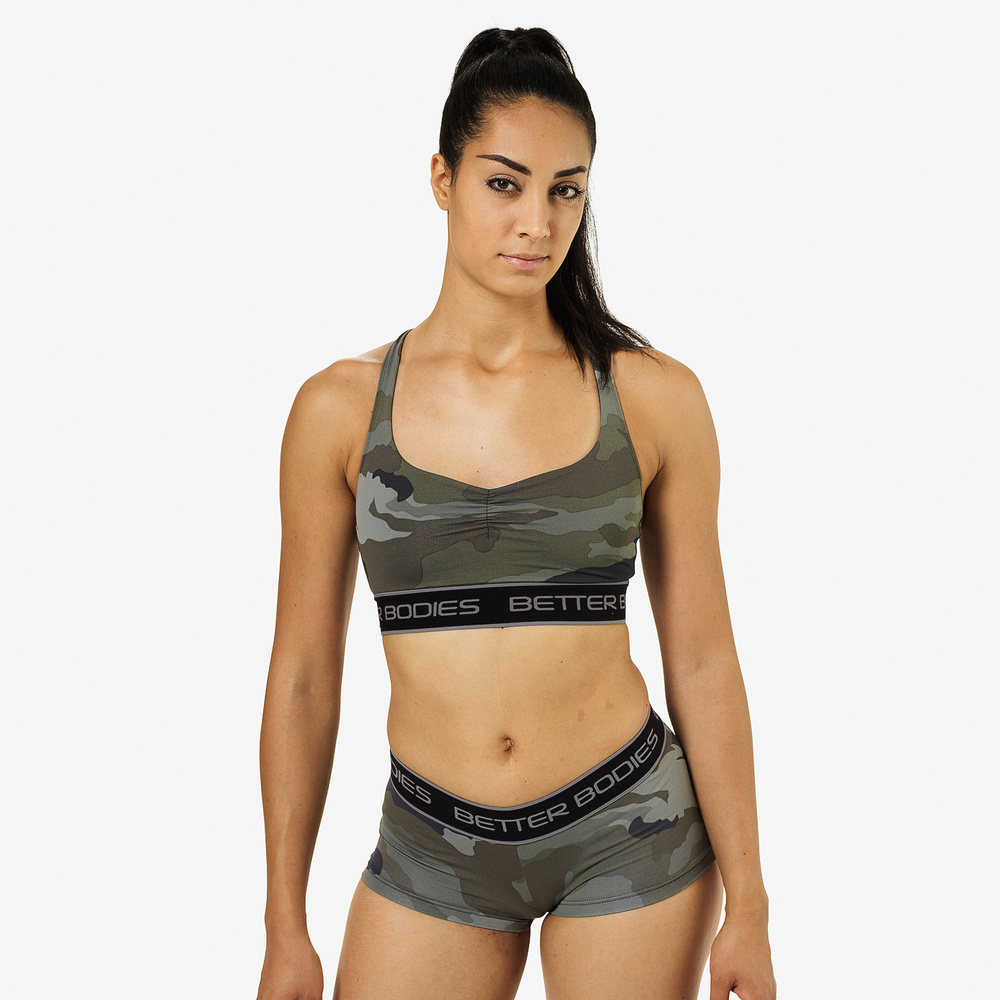 Gallery image of Athlete Short Top