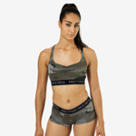 Thumbnail of Better Bodies Athlete Short Top - Green Camoprint