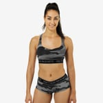 Thumbnail of Better Bodies Athlete Short Top - Grey Camoprint