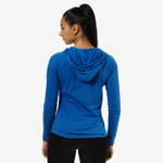 Thumbnail of Better Bodies Varsity Hoodie - Bright Blue
