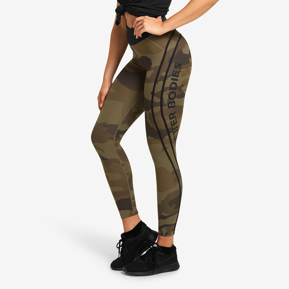 Gallery image of Camo High Tights