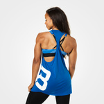 Thumbnail of Better Bodies Chelsea T-back - Strong Blue