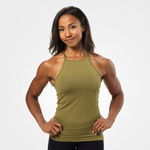 Thumbnail of Better Bodies Performance Halter - Military Green