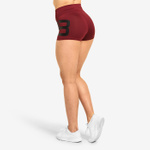 Thumbnail of Better Bodies Gracie Hot Pants - Sangria Red