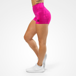 Thumbnail of Better Bodies Gracie Hot Pants - Pink Print