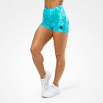 Thumbnail of Better Bodies Gracie Hot Pants - Aqua print