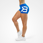 Thumbnail of Better Bodies Gracie Hot Pants - Str. blue