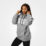 Thumbnail of Better Bodies Trinity Hood - Grey Melange