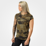 Thumbnail of Better Bodies Astoria Tee - Dark Green Camo