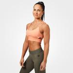 Thumbnail of Better Bodies Astoria Sports Bra - Peach