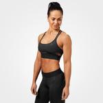 Thumbnail of Better Bodies Astoria Sports Bra - Black Camo