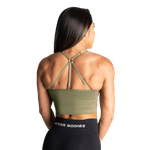 Thumbnail of Better Bodies Astoria Seamless Bra - Washed Green
