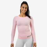 Thumbnail of Better Bodies Nolita Seamless Long Sleeve - Pale Pink