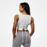 Thumbnail of Better Bodies Astoria Laced Tank - White