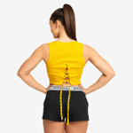 Thumbnail of Better Bodies Astoria Laced Tank - Yellow
