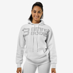 Thumbnail of Better Bodies Chrystie Hoodie - White