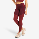 Thumbnail of Better Bodies Chrystie Shiny Tights - Deep Maroon