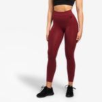 Thumbnail of Better Bodies Rockaway Leggings - Sangria Red