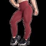 Thumbnail of Better Bodies Rockaway Leggings - Sangria Red