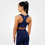 Thumbnail of Better Bodies Bowery Sports Bra - Dark Navy