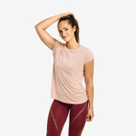 Thumbnail of Better Bodies Waverly Tee - Peach Beige