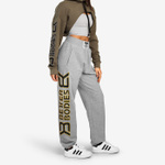 Thumbnail of Better Bodies Highbridge Sweats - Grey Melange