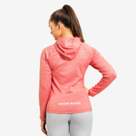 Thumbnail of Better Bodies York Zip Hood - Raspberry Melange