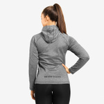 Thumbnail of Better Bodies York Zip Hood - Dark Grey Melange