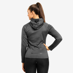 Thumbnail of Better Bodies York Zip Hood - Graphite Melange
