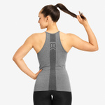 Thumbnail of Better Bodies Sugar Hill Halter - Graphite Melange