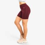 Thumbnail of Better Bodies Chrystie Shorts - Deep Maroon