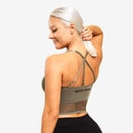 Thumbnail of Better Bodies Bronx Seamless Bra - Washed Green