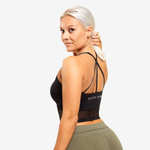 Thumbnail of Better Bodies Bronx Seamless Bra - Black
