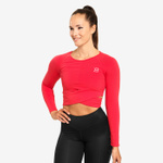Thumbnail of Better Bodies Vesey Long Sleeve - Raspberry
