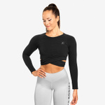 Thumbnail of Better Bodies Vesey Long Sleeve - Black