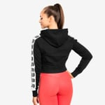 Thumbnail of Better Bodies Vesey Cropped Hood - Black