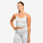Thumbnail of Better Bodies Vesey Strap Top - Frost Grey
