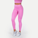 Thumbnail of undefined Rib Seamless Leggings - Bubblegum Pink