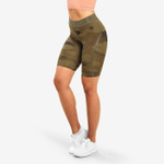 Thumbnail of Better Bodies Chelsea shorts - Dark Green Camo